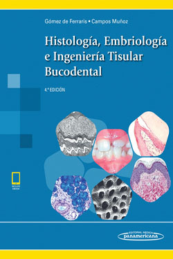Histología, Embriología e Ingeniería Tisular Bucodental + Ebook