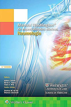 Manual Washington de Especialidades Clínicas: Neumología