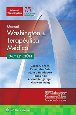 Manual Washington de Terapéutica Médica
