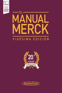 El Manual Merck + Ebook