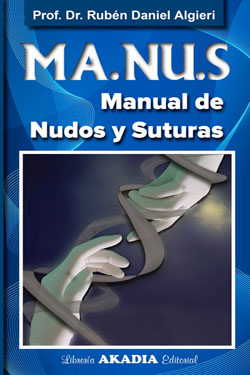 MA.NU.S Manual de Nudos y Suturas